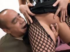 Nicki Hunter Kinky Stocking Fetish