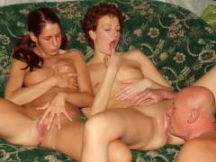 Sexy Redheads Group Plug
