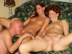 Hot Redheads Vulva Tease