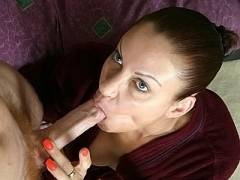 Joy stick Cock sucking Mature