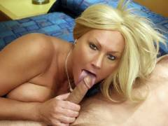 Older MILF Head Off a Shaft