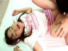 Seira Takahashi is stuffed hard and quickly
